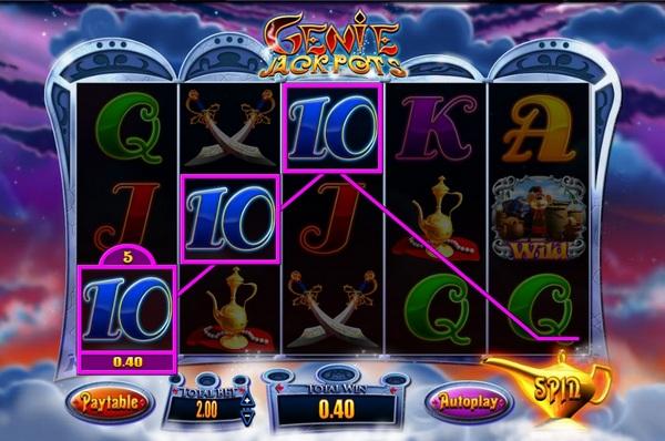 Free slots games genie jackpots
