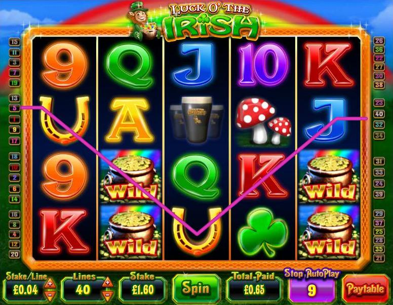 Luck o the Irish Slot™ Slot Machine Game to Play Free in WGSs Online Casinos