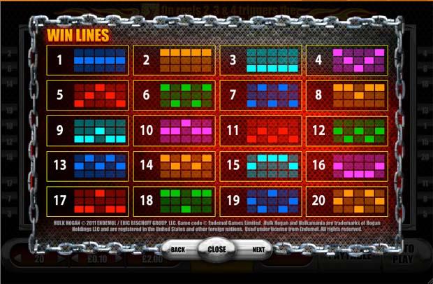 800 free slots