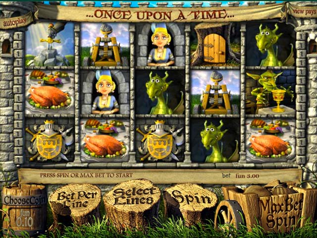 Once Upon a Time - Free Once Upon a Time Slot Game Here