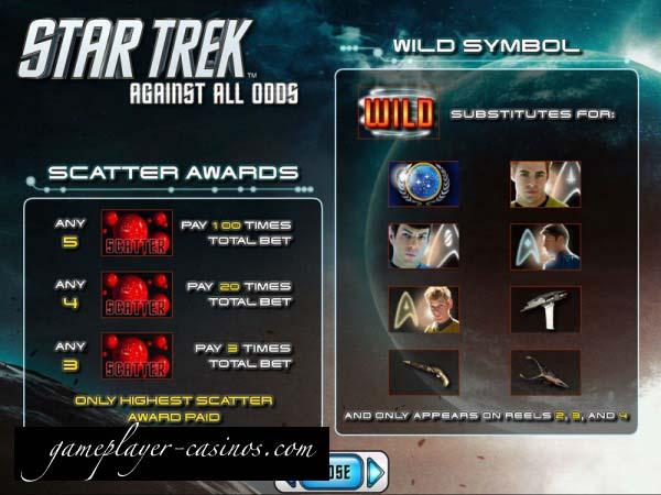 Star Trek Red Alert slot - Episode 1 fra WMS Gaming