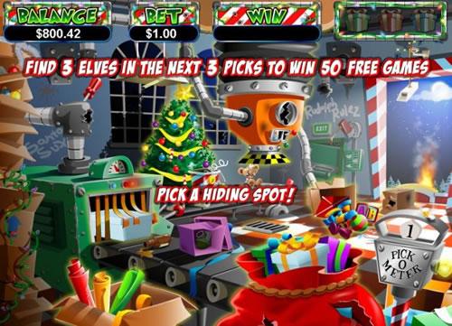 Return Of The Rudolph Slot Free Christmas Slot Bonus Jpg