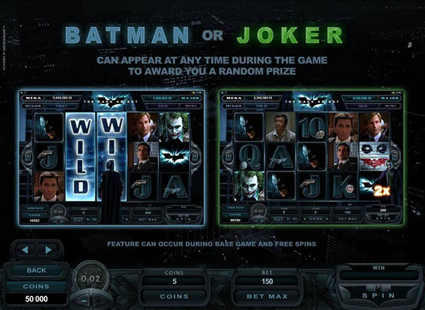 slot machine online mega joker