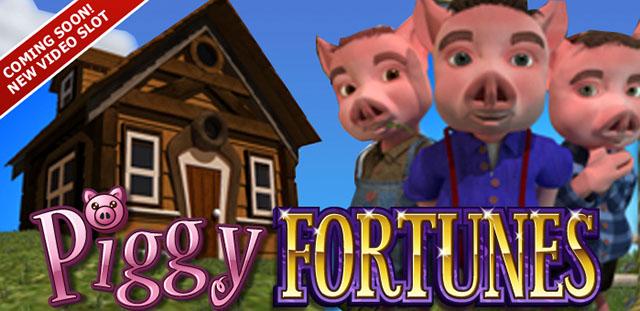 Автоматы на деньги «Piggy Fortunes» встретят вас в казино Вулкан