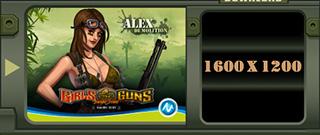 girls with guns slot