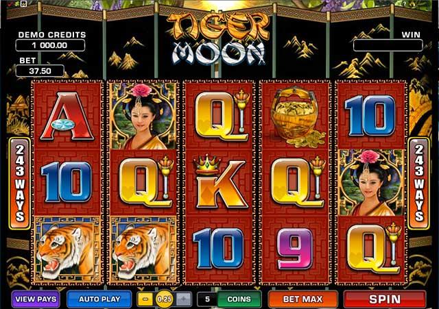 online slots golden tiger