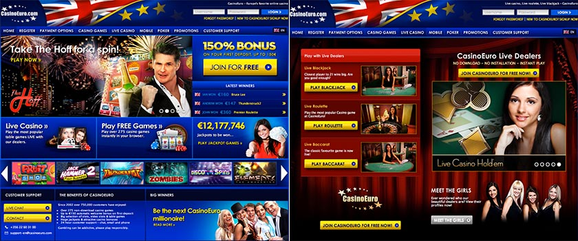 casino bonus low wagering