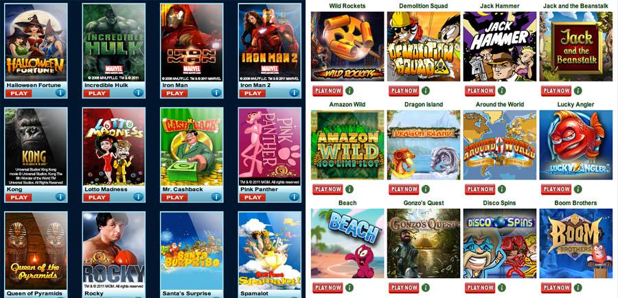 free casino cash no deposit uk
